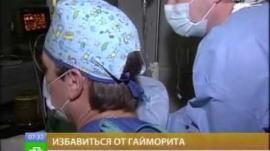 Embedded thumbnail for Балонная синусопластика